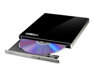 支援Link2TV功能、僅厚1.32cm LITE-ON eUAU108 外置DVD燒碟機