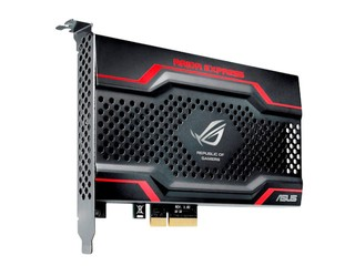 為遊戲玩家而設ROG ARES II繪圖卡 同場加映ASUS RAIDR Express SSD