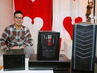 HKEPC「癸巳年金蛇獻瑞送大禮」 SilverStone 為HKEPC讀者送出多款機箱