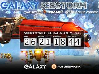 與GALAXY合辦官方新3DMark超頻賽 贏取總值超過$16,000美元獎金獎品