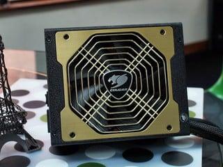 德國品牌、用料設計上盛 COUGAR GX 600W 電源供應器