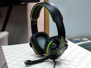 為入門級遊戲用家而設 SADES SA-708 頭戴式耳機