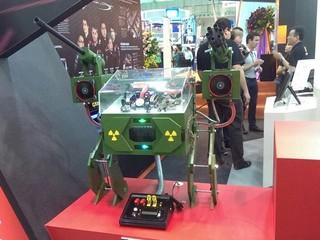 超型格外觀造型設計 ECS展出多台電腦改裝作品