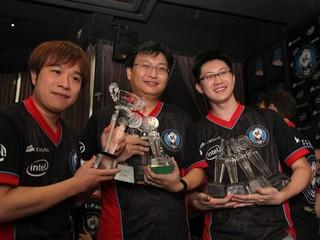 Computex OC大賽 ASUS完全稱霸 HKEPC成功拿下CPU時脈紀錄冠軍