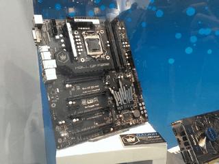 首推 Z87 主機板提升超頻領域 Galaxy Z87 Hall of Fram  主機板