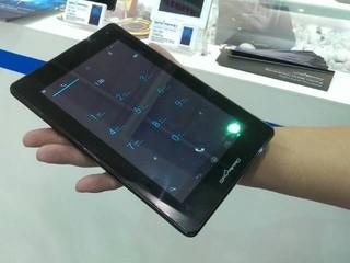 加入語音通話、解晰度提升至 1280×800 GALAXY 全新 GALAPAD 7 3G版本登場
