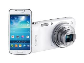 結合手機、相機功能   手機反轉即成DC  水貨Samsung Galaxy S4 Zoom率先抵港