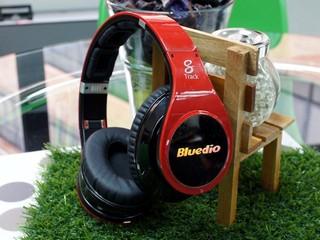 8 單元環迴音效 Bluedio R 多模式無線耳機