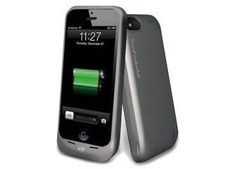 專為iPhone5而設 充電、保護兩用 iWALK Chameleon Lite充電保護殼