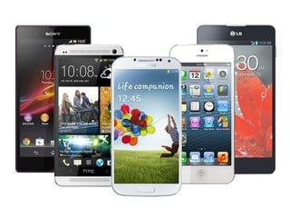 Apple、Samsung 力保不失 2014 Q3全球智能手機保持成長