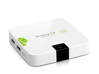 掌心大小讓電視變成Smart TV MyGica Enjoy TV V400播放機