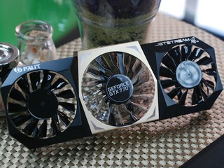 Palit GeForce GTX770 Jetstream 4