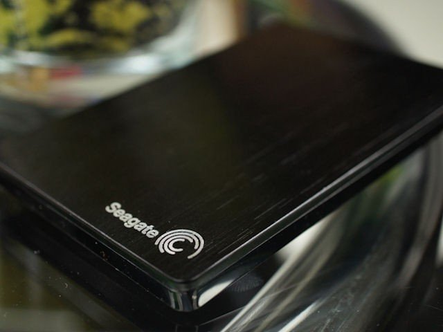 Seagate Slim 500GB.