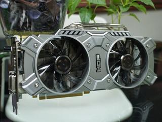 高質用料、絕佳超頻能力 GALAXY GeForce GTX780 HOF