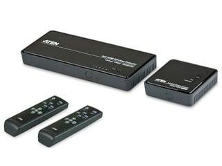 透過Wireless將HDMI訊號延伸30米  ATEN VE829無線HDMI延長器