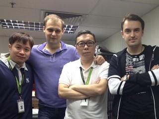 與OCLab.ru聯手 採用ROG M6E主機板 7.174GHz Haswell處理器時脈新世界紀錄