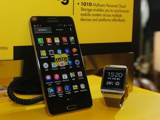 雙頻4GLTE 數據傳輸更快及穏定 1010 推出Galaxy Note 3 月費計劃