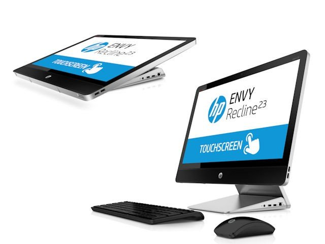 HP ENVY Recline TouchSmart