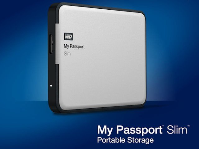 My Passport Slim