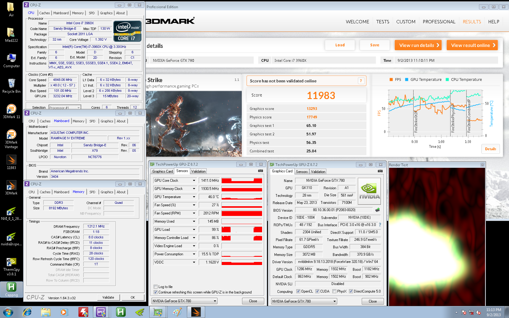 GeForce GTX780 HOF