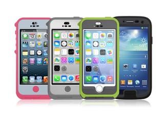 一殼辦妥三防功能 保護週全 OtterBox Preserver手機保護殼