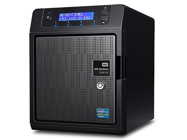 WD DS6100