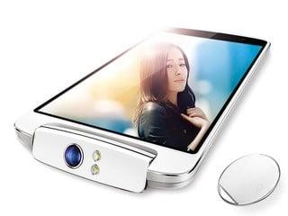 嶄新旋轉式鏡頭 背板操控 OPPO N1國內正式推出