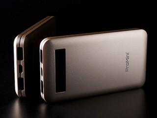 配合「金色」智能手機熱潮 ProMini 9000/6000香檳金限量版