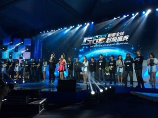 全球超頻高手雲集!! GALAXY GOC 2013 超頻大賽戰況