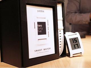 情人節送給戀人們溫暖祝福 LRT 送上 Pebble智能手錶