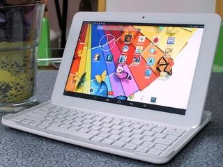 配備藍芽鍵盤 用途更廣 Bmorn「K12」 平板電腦