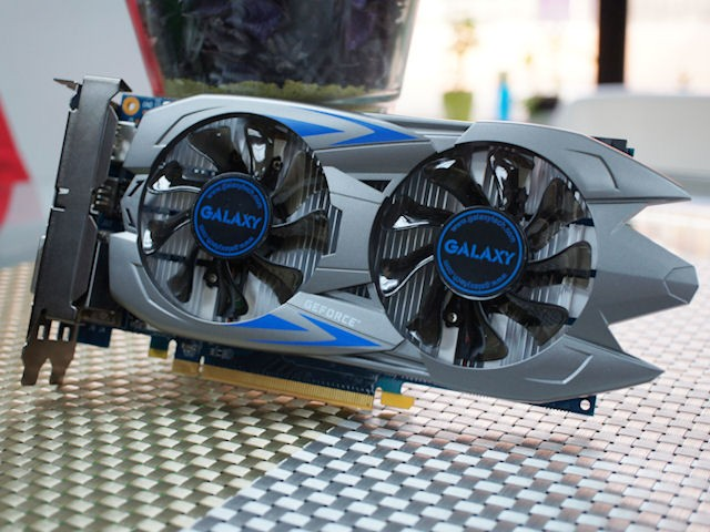 GALAXY GeForce GTX 750Ti GC 2GB
