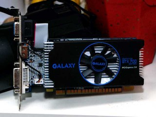 ITX平台用家絕配!! GALAXY GTX 750 OC Slim