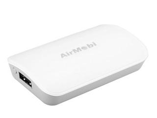 支援無線資料存取、效大網絡訊號 AirMobi iReader Super 無線讀卡器