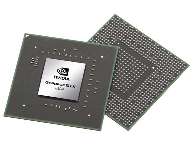 GeForce GTX860M