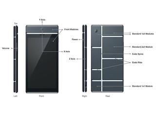 明年初模組化流動裝置正式量產   Toshiba成獨家Project Ara供應商