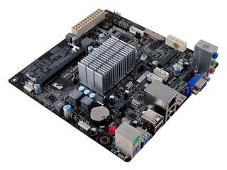 採用全新「Bay-Trail」處理器 ECS BAT-I Mini-ITX主機板