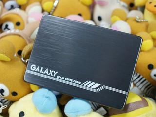 平價入門級SSD之選 GALAXY 「戰將」系列120GB SSD