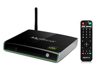 享受智能4K高清播放娛樂 MyGica Enjoy TV V1800