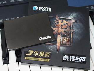 平價高容量SSD之選 GALAXY 「虎將」系列512GB