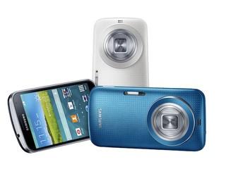 中台灣兩地上市 售價約$4,560 Samaung Galaxy K Zoom