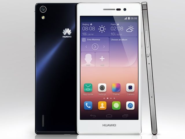 Huawei Acend P