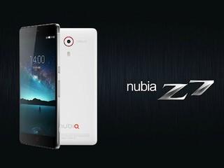 支援拍攝夜空星光為噱頭 ZTE nubia Z7 系列高階智能手機