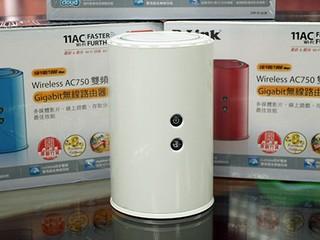 行動裝置 高速無線上網之選 D-LINK DIR-818LW 無線路由器