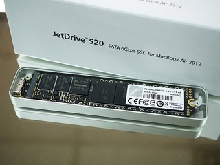 舊 MacBook 效能提升解決方案 Transcend JetDrive 系列登場