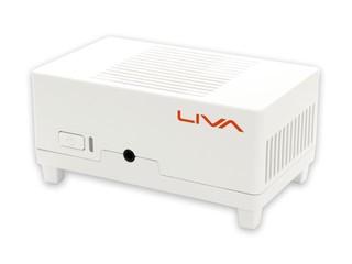 ECS LIVA Mini PC 64GB白色限定版 「香港電腦節」優惠價HK$1,699再送耳機