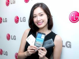一半價錢、盡玩G3 旗艦級功能 LG G3 迷你中階版 - G3 Beats