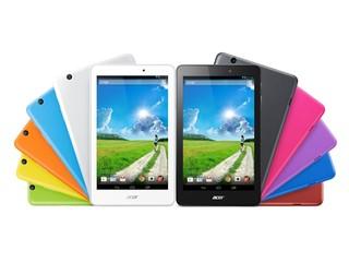 重點優化視聽娛樂體驗 Acer IFA 發表多款平板電腦