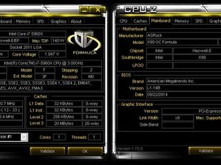 ASRock X99 OC Formula 首創佳績 達成 6620.7 MHz 處理器世界新紀錄
