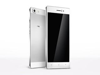 全球最薄4.85mm 機身 OPPO R5 智能手機國內發佈